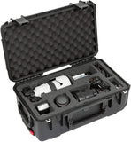 SKB iSeries 20117 Waterproof Wheeled Case for Two Sony A7R IV Cameras