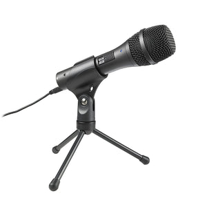 Audio-Technica AT2005USB Cardioid Dynamic USB/XLR Microphone - The Camera Box