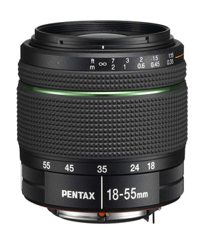 PENTAX DA 18-55mm f/3.5-5.6 AL Weather Resistant Lens for Pentax Digital SLR Camera