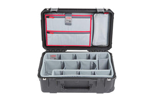 SKB iSeries 2011-7 Case with Think Tank-Designed - 3I-2011-7DL