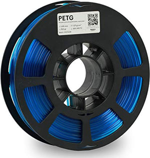 Kodak 3D Printing Filament PETG 2.85 mm (Translucid Blue) - The Camera Box