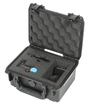 Sennheiser AVX Camera-Mountable Lavalier Digital Wireless Set  with battery and case
