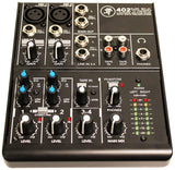 Mackie 402VLZ4 4-channel Ultra Compact Mixer with High Quality Onyx Preamps