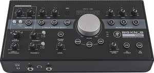 Mackie Big Knob Studio Plus Monitor Controller and Interface - The Camera Box