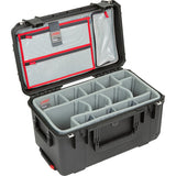 SKB I-Series 2011-10 Wheeled Utility Case & Photo Divider Insert (Organizer)