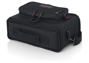 Gator Cases Padded Microphone Carry Bag; Holds up to (4) Wired Microphones (GM-4) - The Camera Box