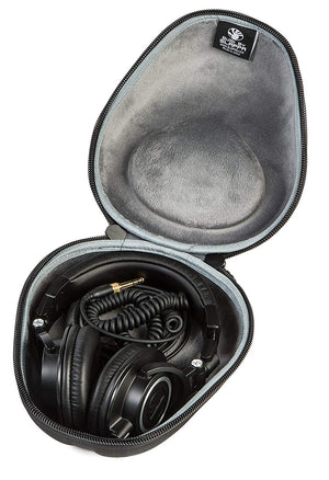 Slappa Full-Sized duro-shock xEVA HardBody Ballistic Nylon PRO Headphone Case with Ultimate Protection SL-HP-99