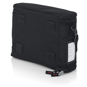 Gator Cases GM-1W Padded Nylon Carry Bag for Single Wireless Microphone System