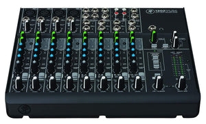 Mackie 1202VLZ4 12-Channel Compact Mixer - The Camera Box