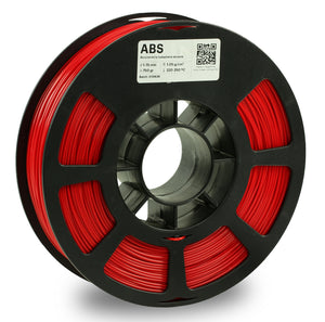 Kodak 3D printing ABS Filament 1.75 mm (Red)