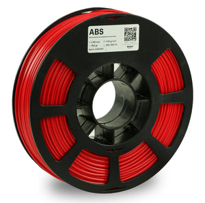 Kodak 3D printing ABS Filament 2.85 mm, 750g, (Red)