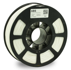 Kodak 3D printing ABS Filament 1.75 mm (White)