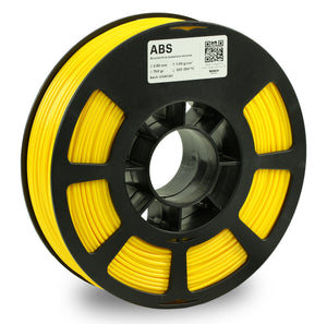 Kodak 3D printing ABS Filament 2.85 mm, 750g, (Yellow)
