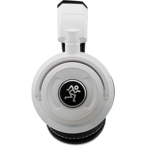 "Mackie MC-350 Closed-Back Headphones with 1/4"" Adapter and Carrying Case (Limited-Edition White)"