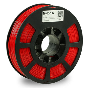 Kodak 3D Printing Nylon 6 Filament 1.75mm, 750g, (Red)