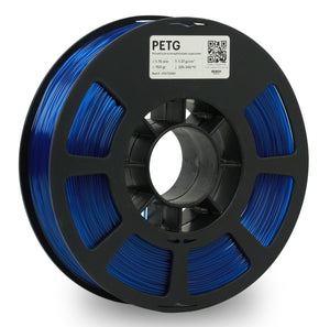 Kodak 3D Printing Filament PETG 1.75 mm (Translucid Blue) - The Camera Box