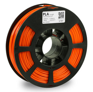 Kodak 3D Printing PLA Tough Filament 2.85mm, 750g, (Orange)