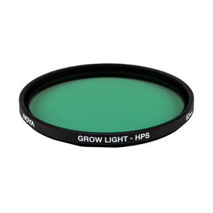 Hoya Grow Light - HPS Filter Kit (62mm) With 3 Step-Up Rings