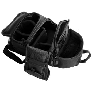 Pentax 85231 DSLR Camera Sling Bag 2 (Black) - The Camera Box
