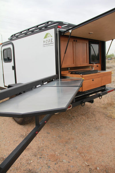 Gobi Trailer: Expedition Off Road Camper – MOAB Trailers