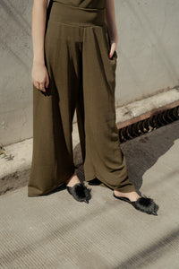 Phuket Asymmetrical Pants