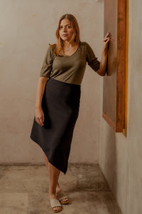Pattaya Asymmetrical Skirt