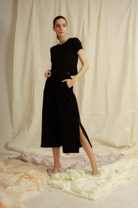 San Adrian Culottes with Slit
