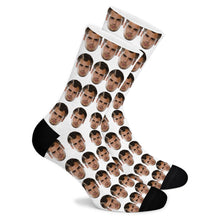 Load image into Gallery viewer, New Face Custom Socks - Make Face Socks