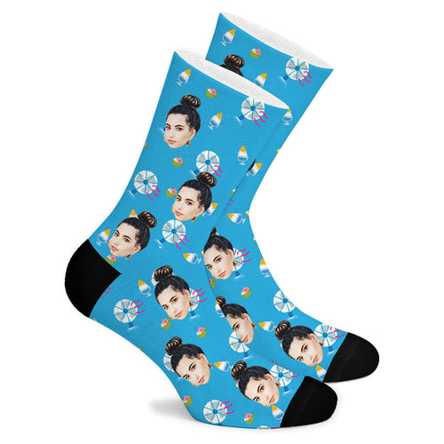 Cool Custom Socks - Make Face Socks