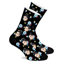 Load image into Gallery viewer, Cool Custom Socks - Make Face Socks