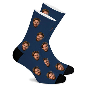 Custom Face Socks - Make Face Socks