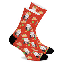 Load image into Gallery viewer, Taco Custom Socks