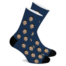 Load image into Gallery viewer, Multi Face Custom Socks - Make Face Socks