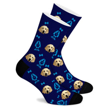 Load image into Gallery viewer, Simple Cartoon Custom Socks - Make Face Socks