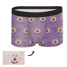 Load image into Gallery viewer, Custom Face Boxer - Dog Food - Make Face Socks