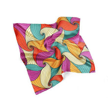 Load image into Gallery viewer, Nicola Silk Scarf - Joy Street
