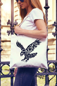 Strong Hearts Tote Bag - Joy Street