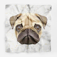 Load image into Gallery viewer, Pug Face Scarf - Joy Street