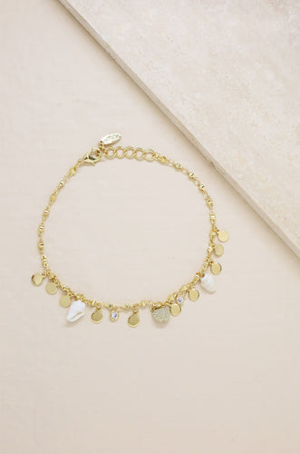 Let's Go Coastal Anklet - Joy Street