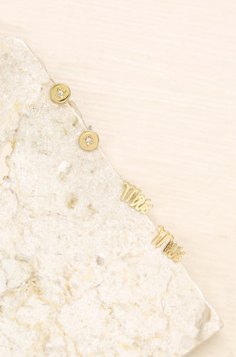 Mrs. Earring Stud Set - Joy Street