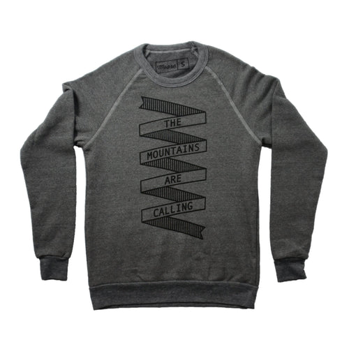 The Mountains Crewneck - Joy Street
