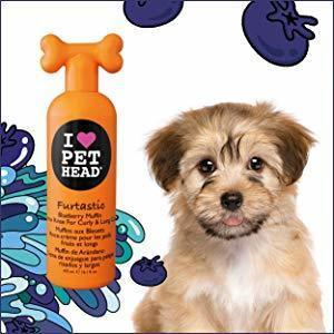 Pet Head Blueberry Scented Crème Rinse for Dogs - Joy Street