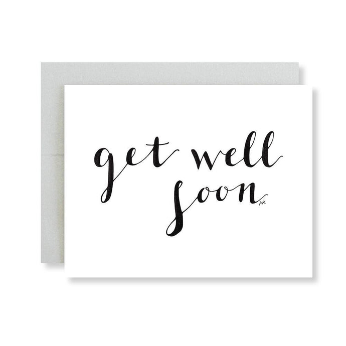 Get Well Soon Card - Joy Street