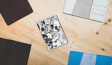 Load image into Gallery viewer, Marble Design Passport Cover - Joy Street