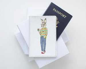 Women Passport Cover - Joy Street