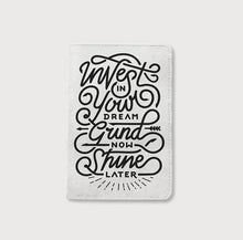 Load image into Gallery viewer, Motivational Passport Cover - Joy Street
