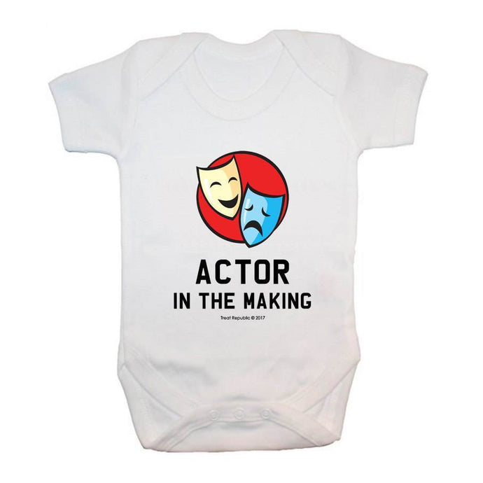 Actor In The Making Babysuit - Joy Street
