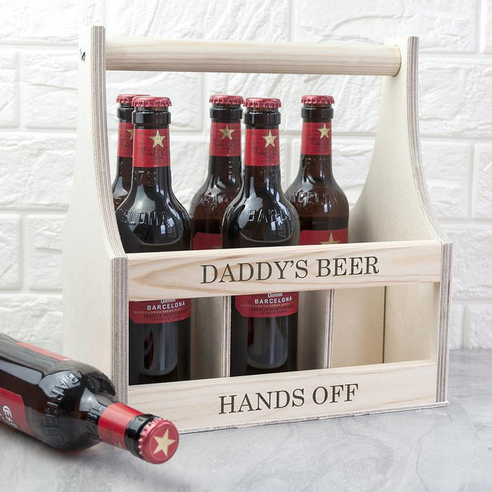 Personalised Garden Beer Trug - Joy Street