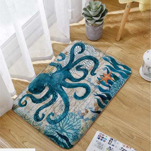Sea Life Door mat - Joy Street