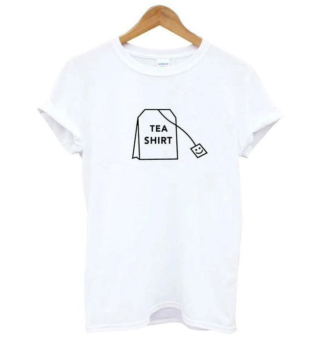 Humor Tea Shirt - Joy Street